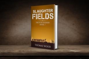 Brand new World War One thriller novella by British War fiction author Thomas Wood.