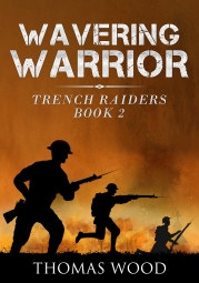 wavering warrior cover